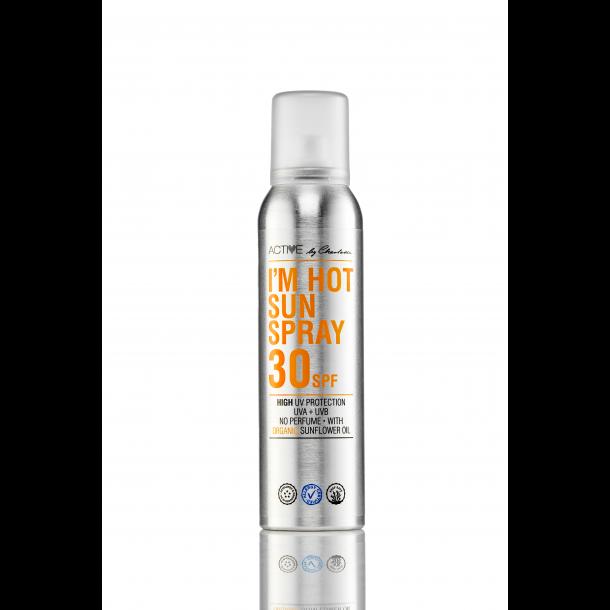 I´m Hot Sun Spray spf 30