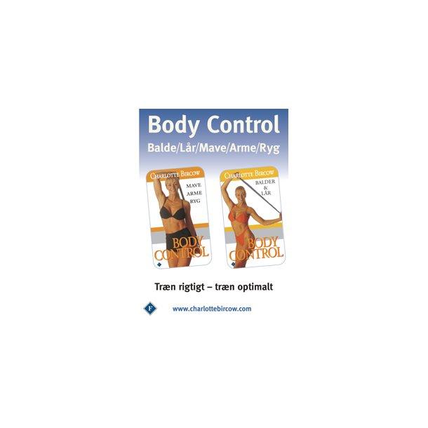 BodyControl Mave, arme balde og lår