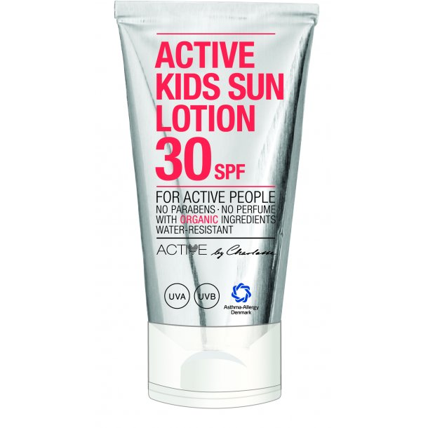 Waterresistant I´m Hot Sunlotion SPF 30